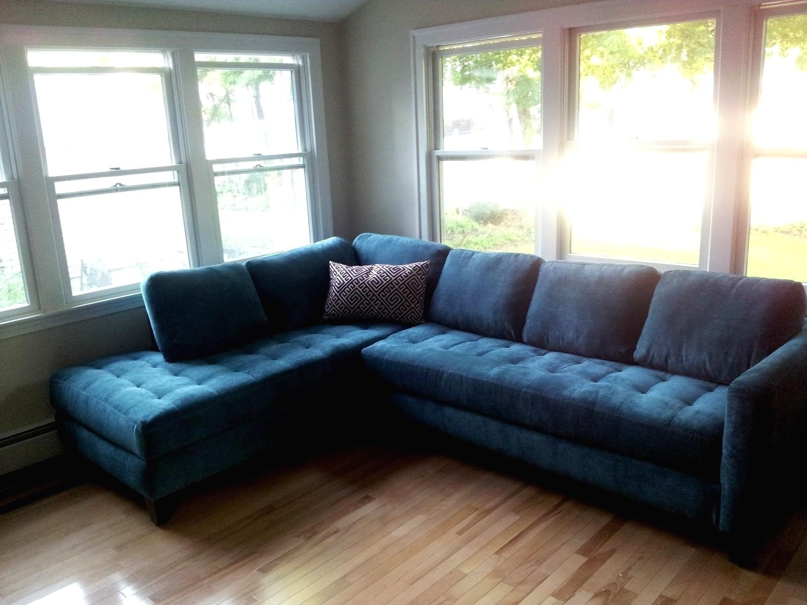 Blue Sectional Sofas Throughout Fashionable Sofa : Blue Sectional Sofa Images Blue 2 Piece Sectional Sofa (View 6 of 15)
