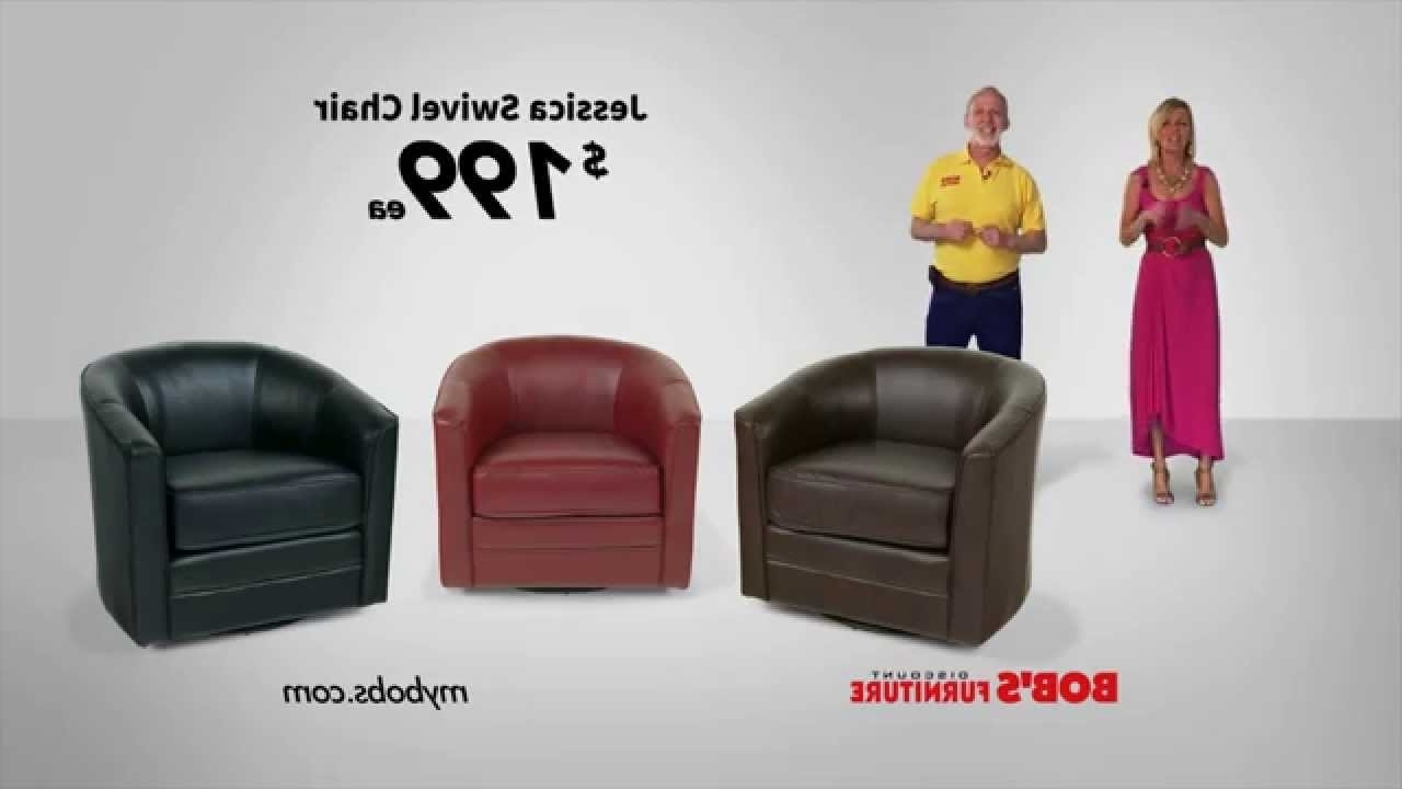 Bobs Furniture Chaises Intended For Well Liked Chairs & Chaises – $199 – Bob's Discount Furniture – Youtube (View 14 of 15)