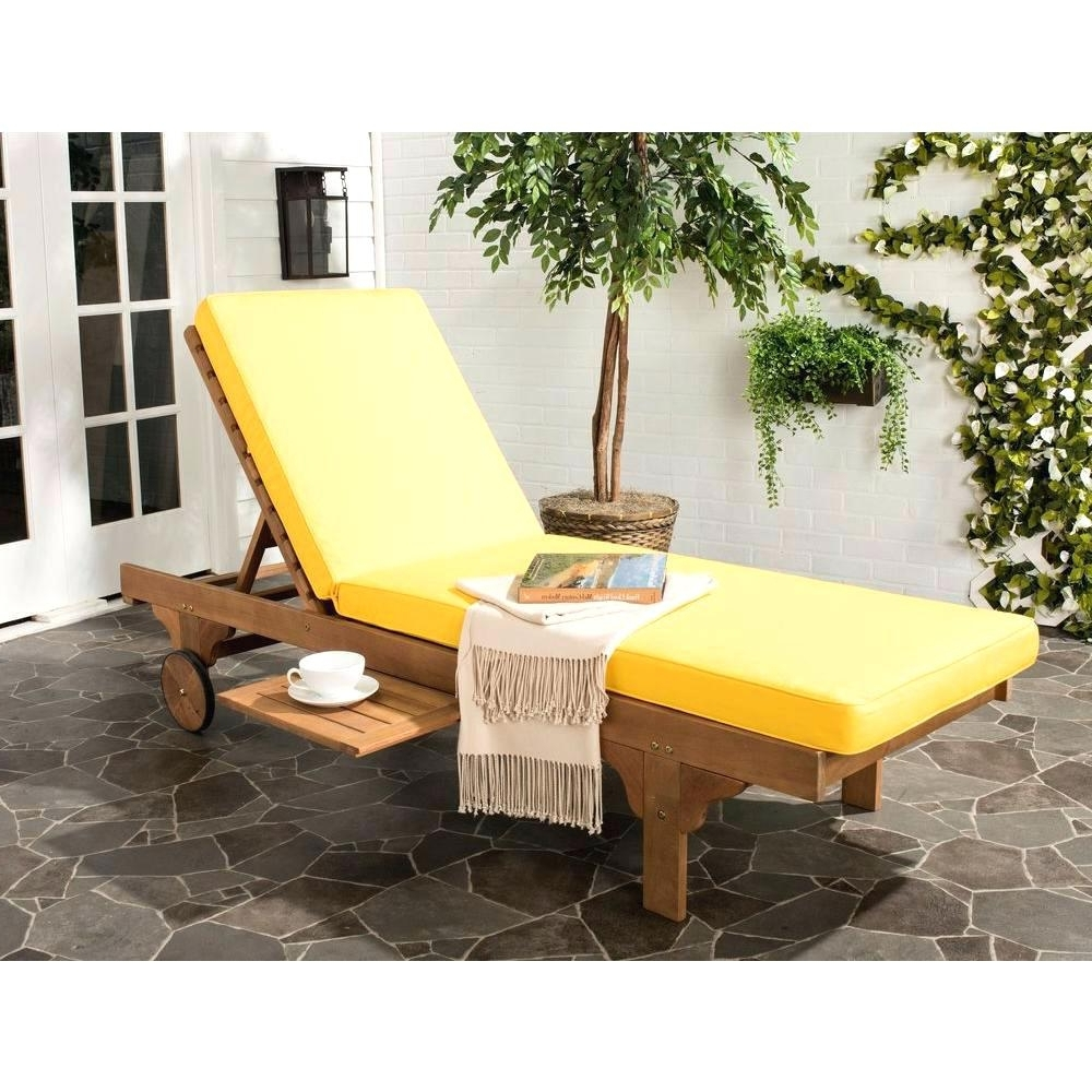 Boca Chaise Lounge Chair Outdoor Pillow • Lounge Chairs Ideas With Most Up To Date Boca Chaise Lounge Outdoor Chairs With Pillows (View 4 of 15)