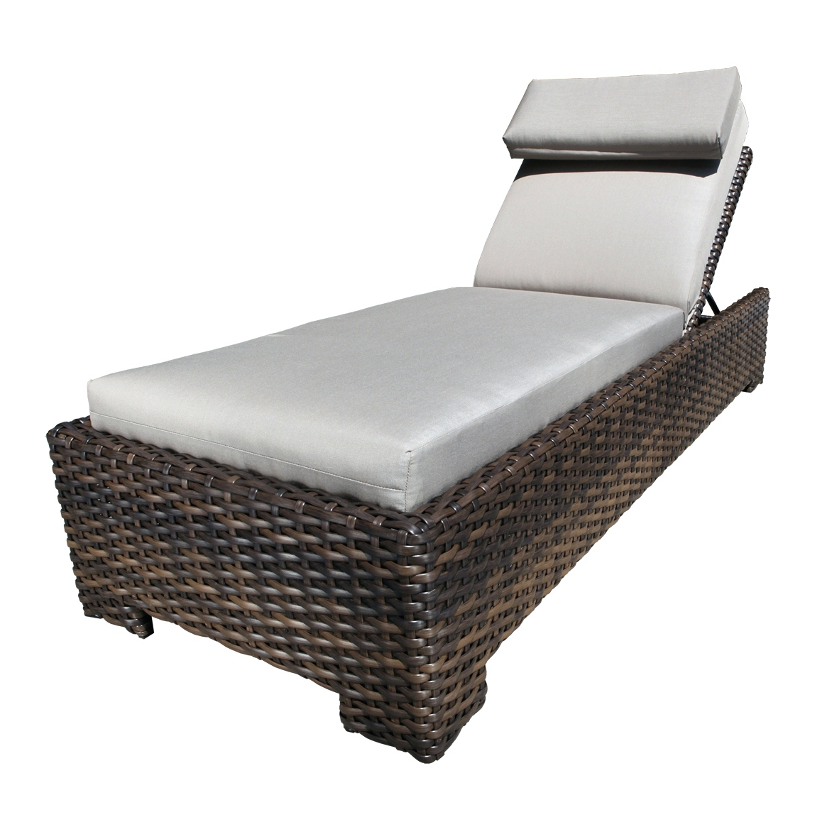 Boca Chaise Lounge Outdoor Chairs With Pillows Pertaining To Most Current Boca Chaise Lounge Chair Outdoor Pillow • Lounge Chairs Ideas (View 6 of 15)
