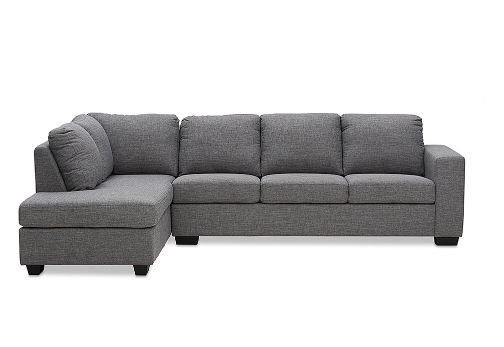 Bonza Fabric Corner Lounge Suite (View 7 of 15)
