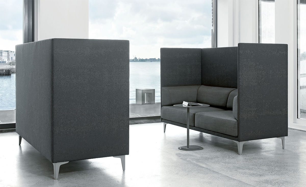 Featured Photo of Sofas With High Backs
