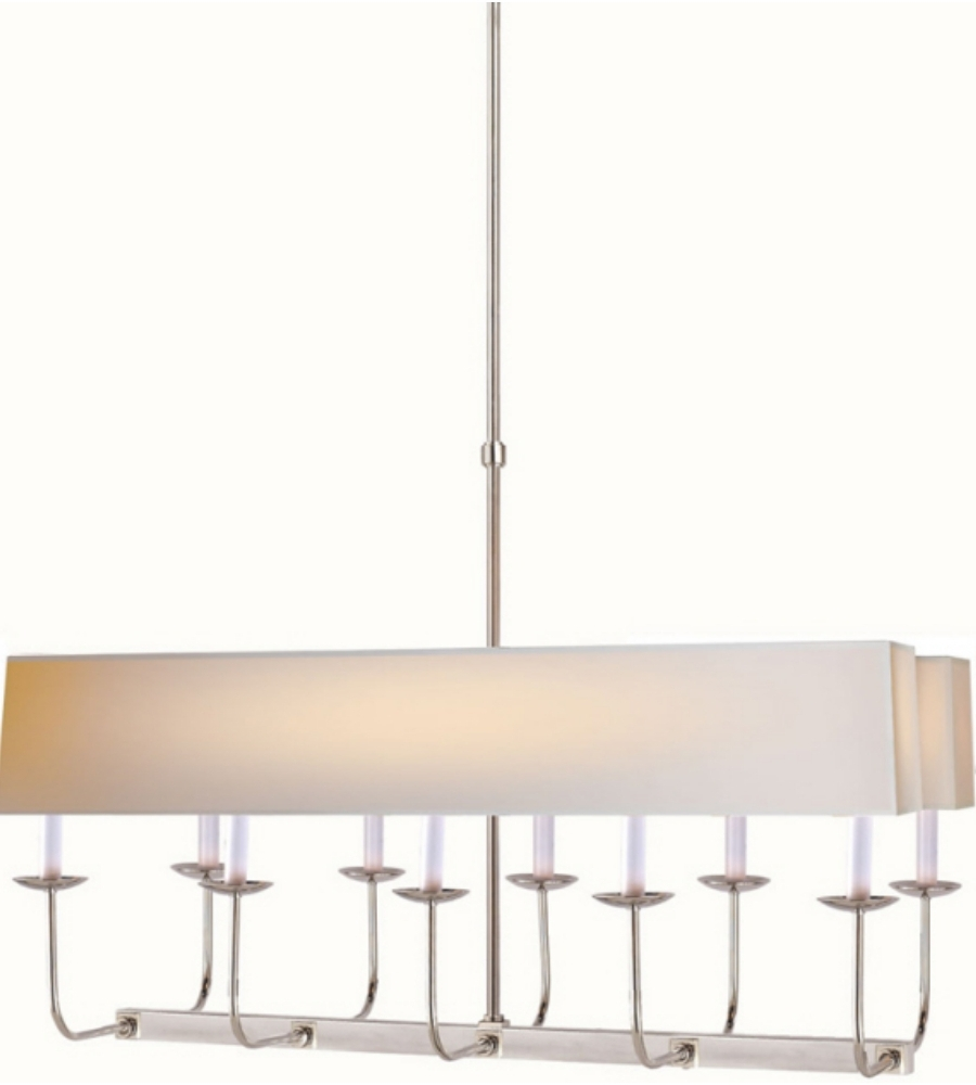 Branched Chandelier Within Preferred Visual Comfort Sl 5863Pn Np2 E. F (View 4 of 15)