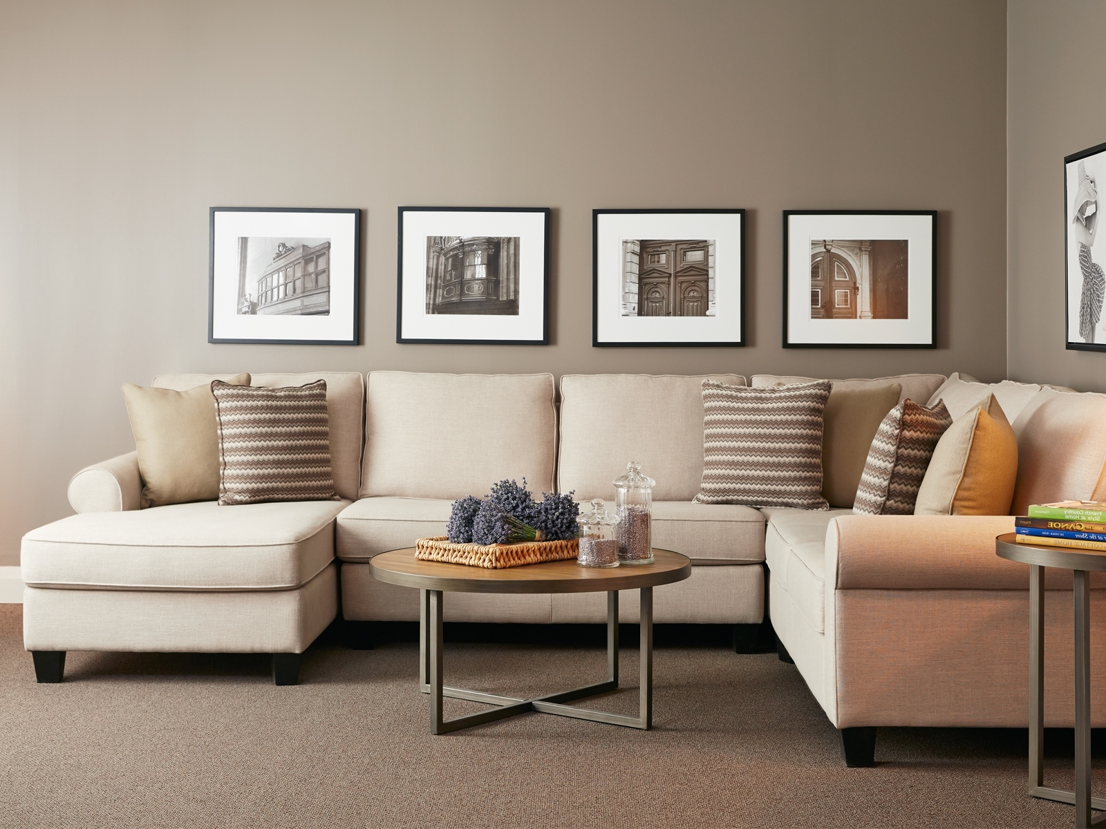 Brentwood Classics With Regard To Ontario Canada Sectional Sofas (View 5 of 15)