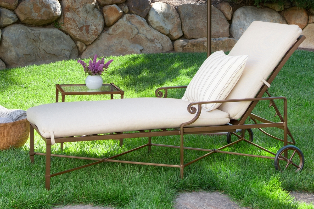 Brown Jordan Chaise Lounge Chair • Lounge Chairs Ideas Throughout Fashionable Brown Jordan Chaise Lounge Chairs (View 1 of 15)