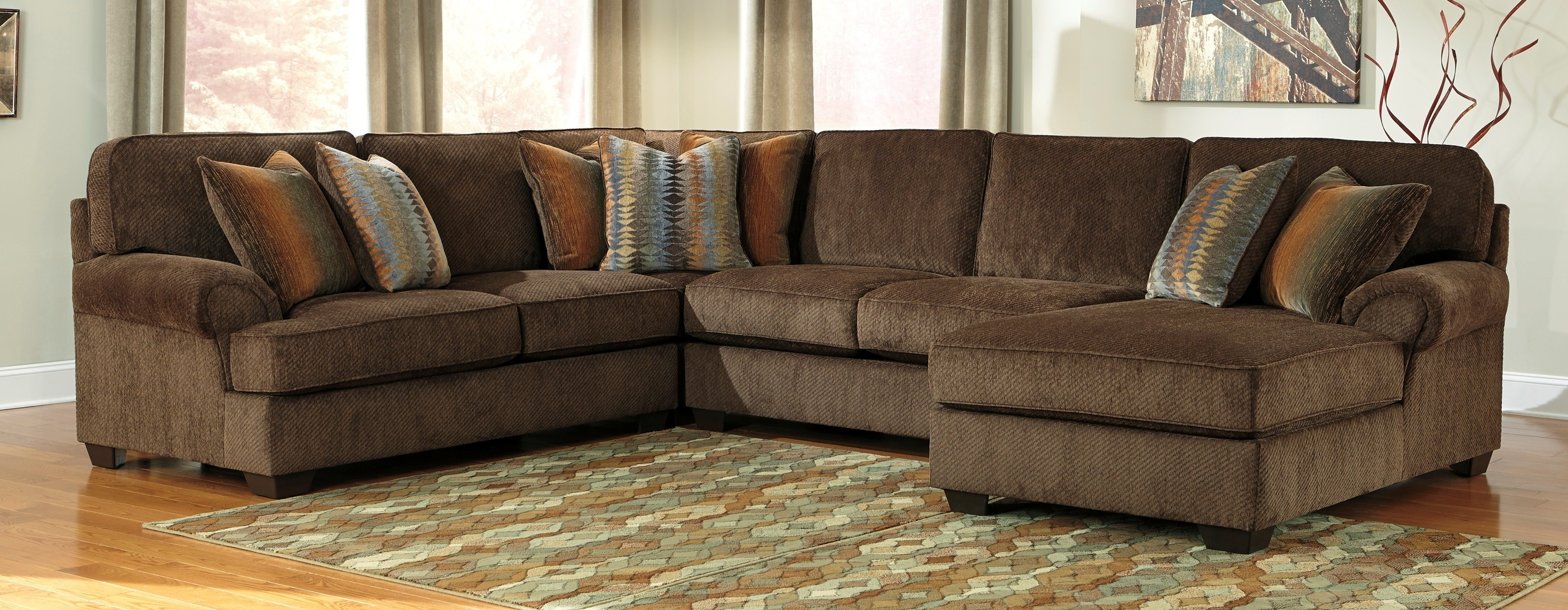 Buy Ashley Furniture 9171056 9171077 9171034 9171016 Denning With Regard To Preferred Ashley Furniture Sectionals With Chaise (View 8 of 15)