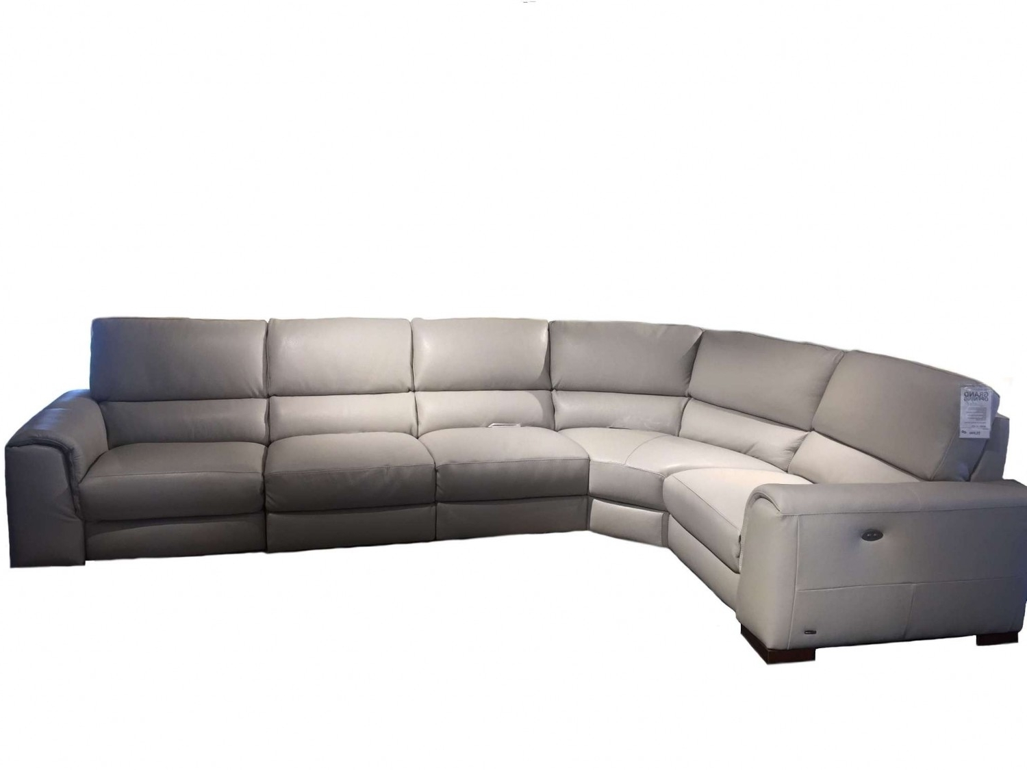 Buy Contemporary In Favorite Natuzzi Sectional Sofas (View 6 of 15)