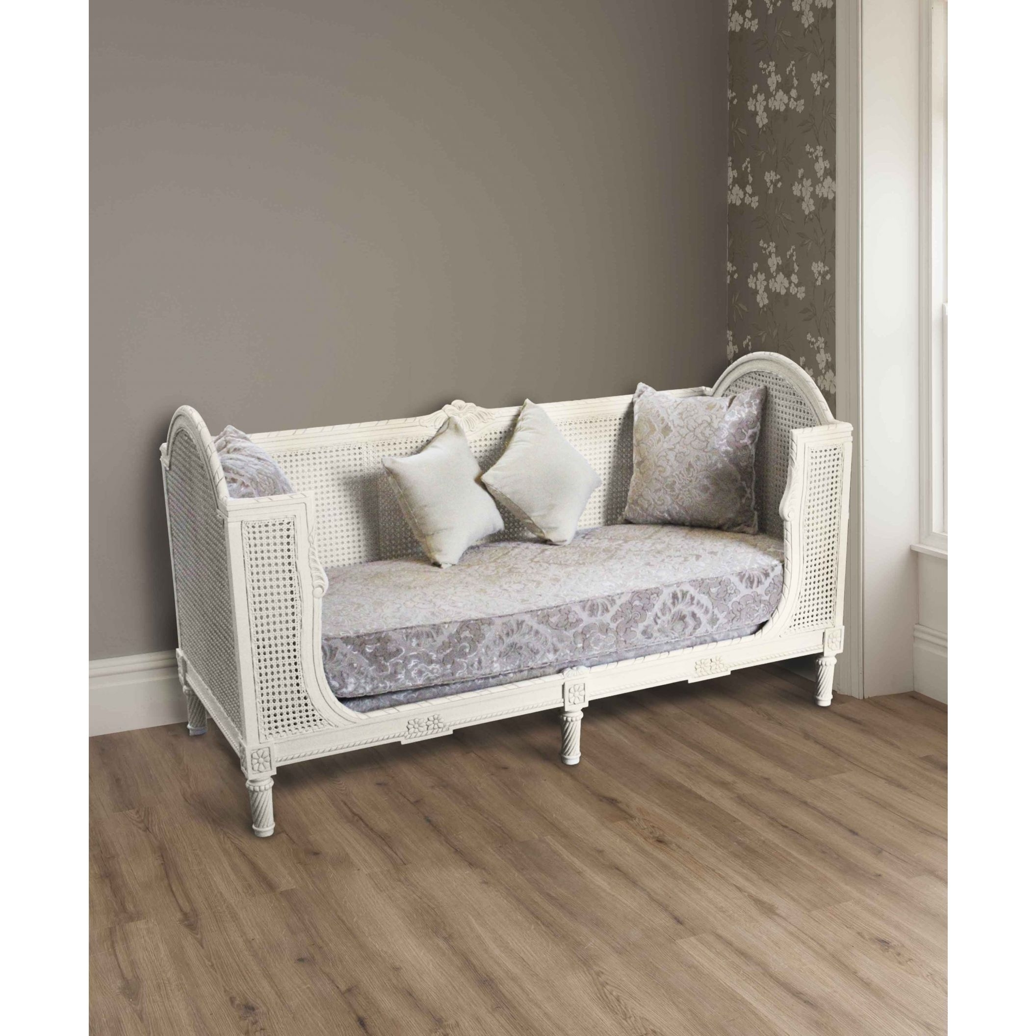 Buy French Benches Online Throughout Chaise Benchs (View 13 of 15)