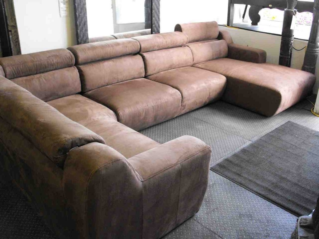 C Shaped Sectional Sofa (View 1 of 15)