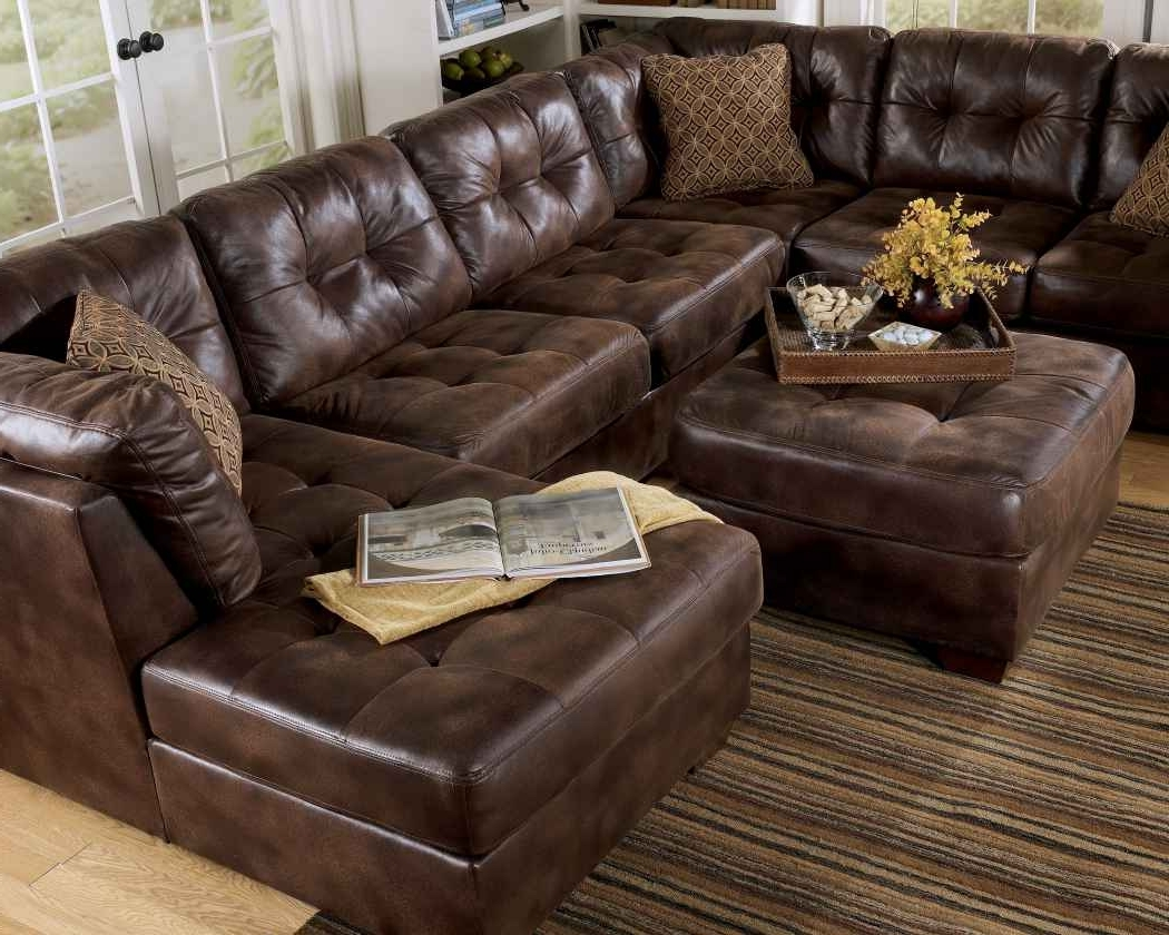 Camel Colored Sectional Sofas Throughout Well Known Furniture: Stunning Home Furniture With Cool Costco Leather (View 5 of 15)