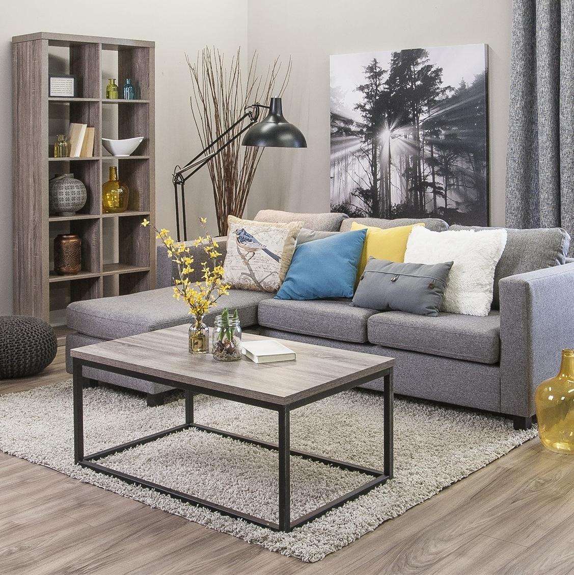 Casa Corner Sofa (Grey) Regarding Most Current Jysk Sectional Sofas (View 4 of 15)