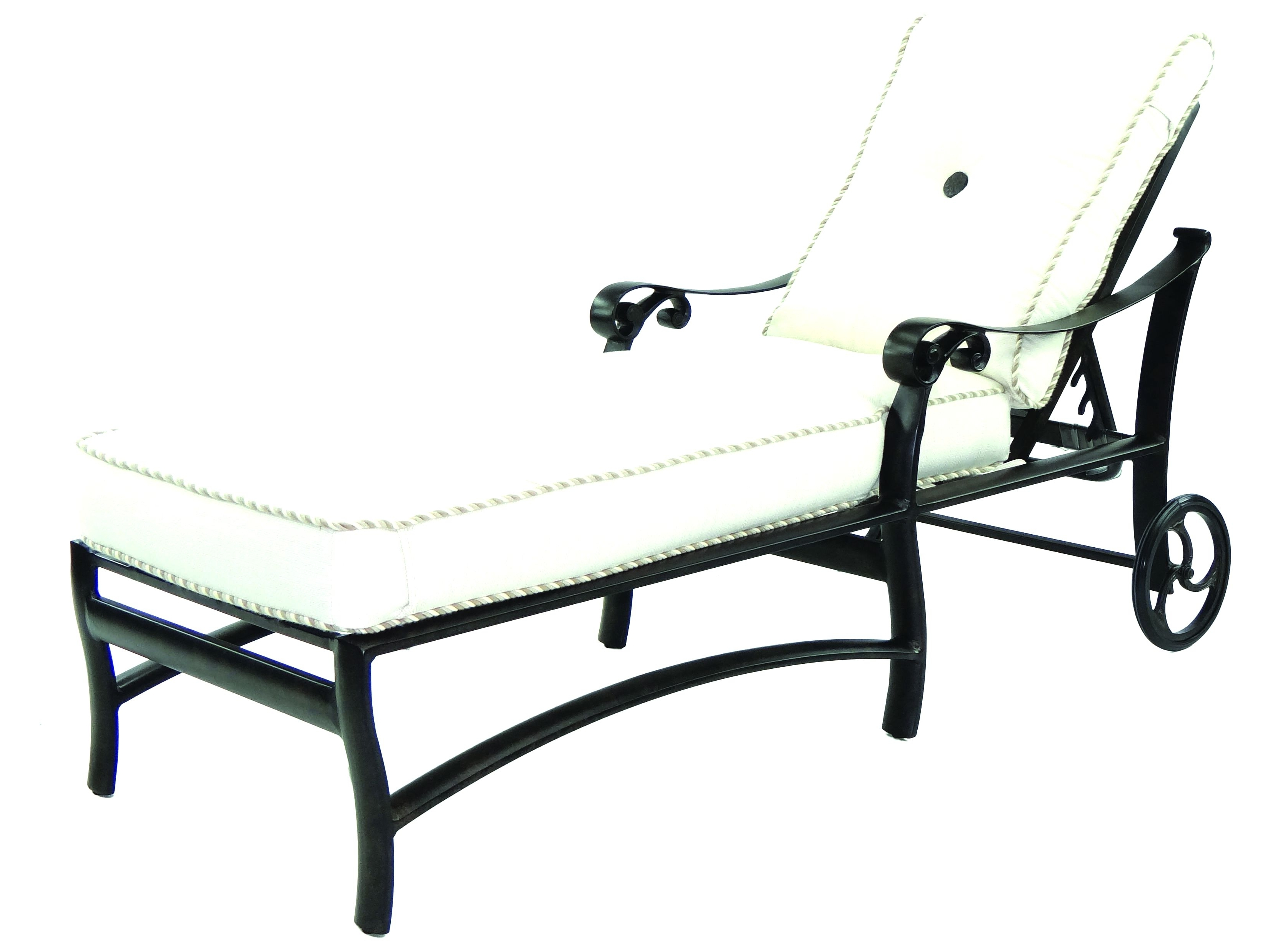 Cast Aluminum Chaise Lounges With Regard To Newest 25 Inspirational Cast Aluminum Chaise Lounge Scheme – Lounge Chair (View 5 of 15)