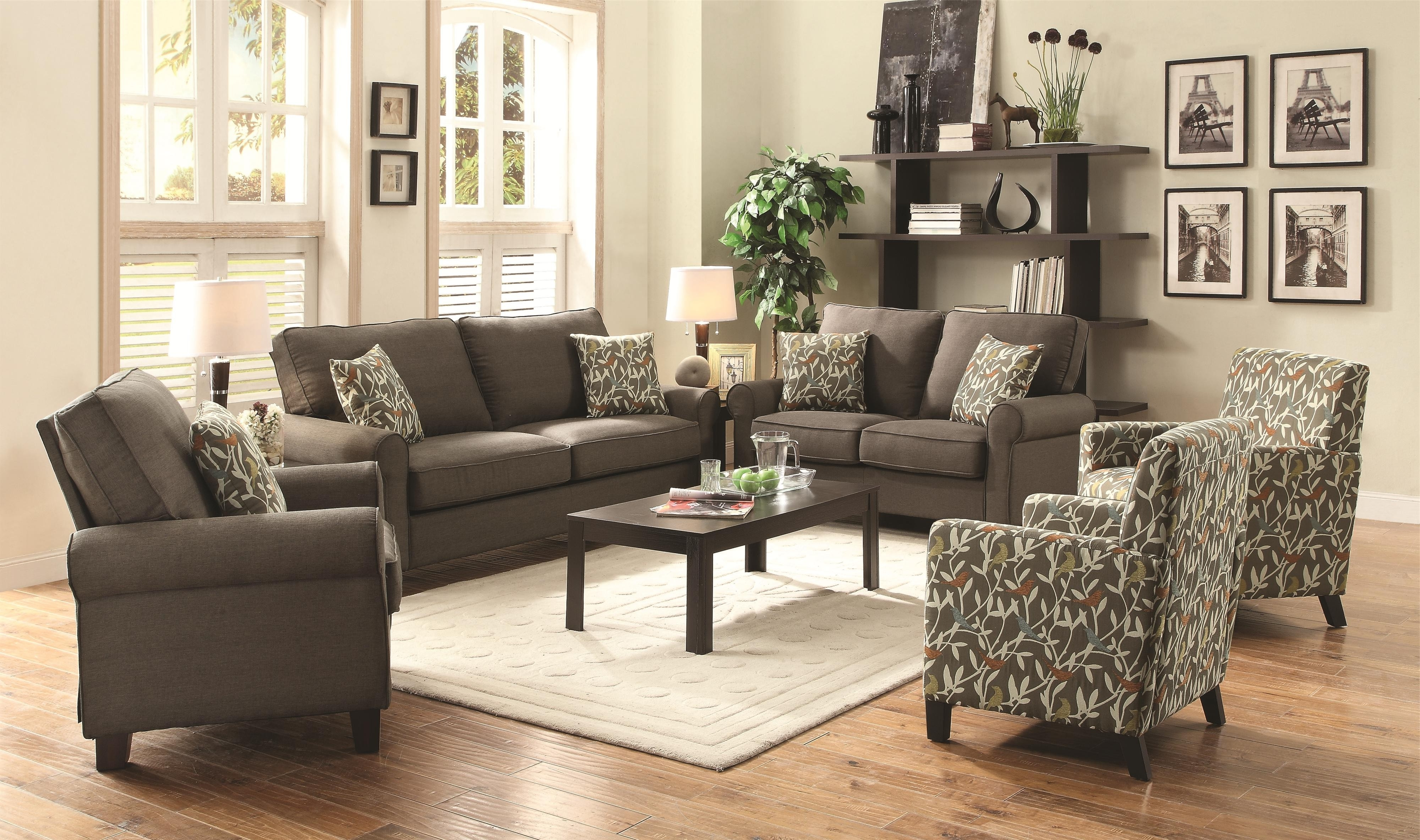 Casual Sofas And Chairs With Regard To Popular Casual Sofas And Chairs – Fjellkjeden (View 3 of 15)