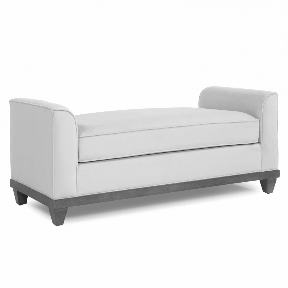 Chaise Benchs Throughout Trendy Nora – Kellex (View 3 of 15)