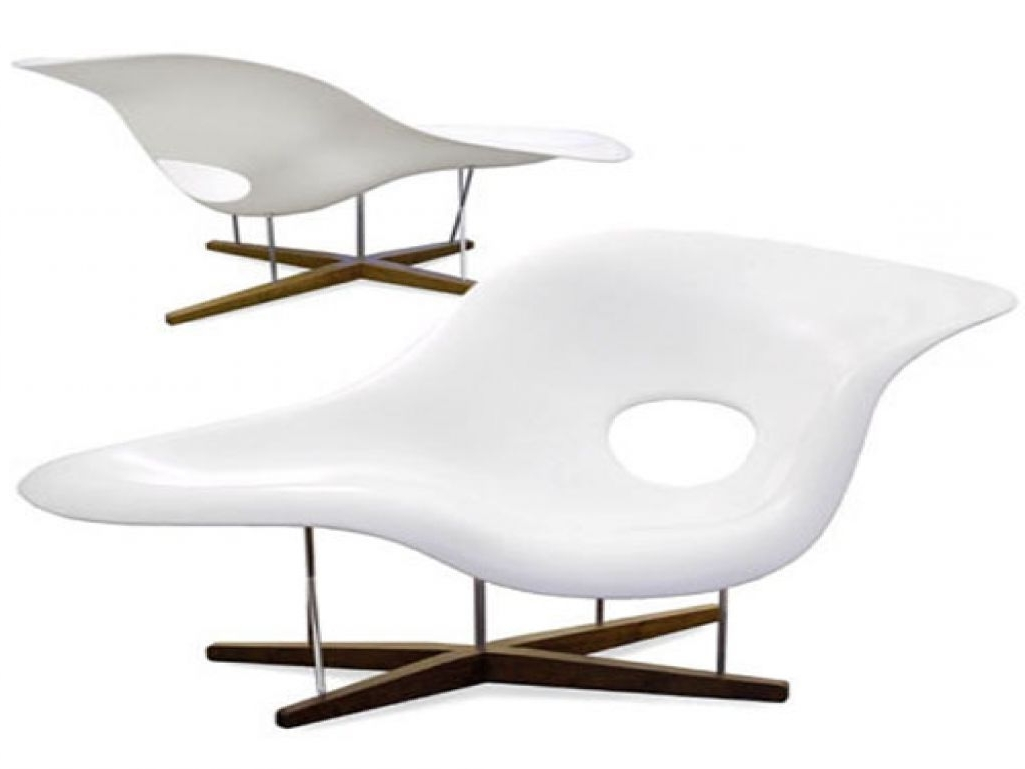 Chaise: Chaise Eames Inspiration Replica Furniture Replica Eames For Best And Newest Une Chaise Lounges (View 3 of 15)
