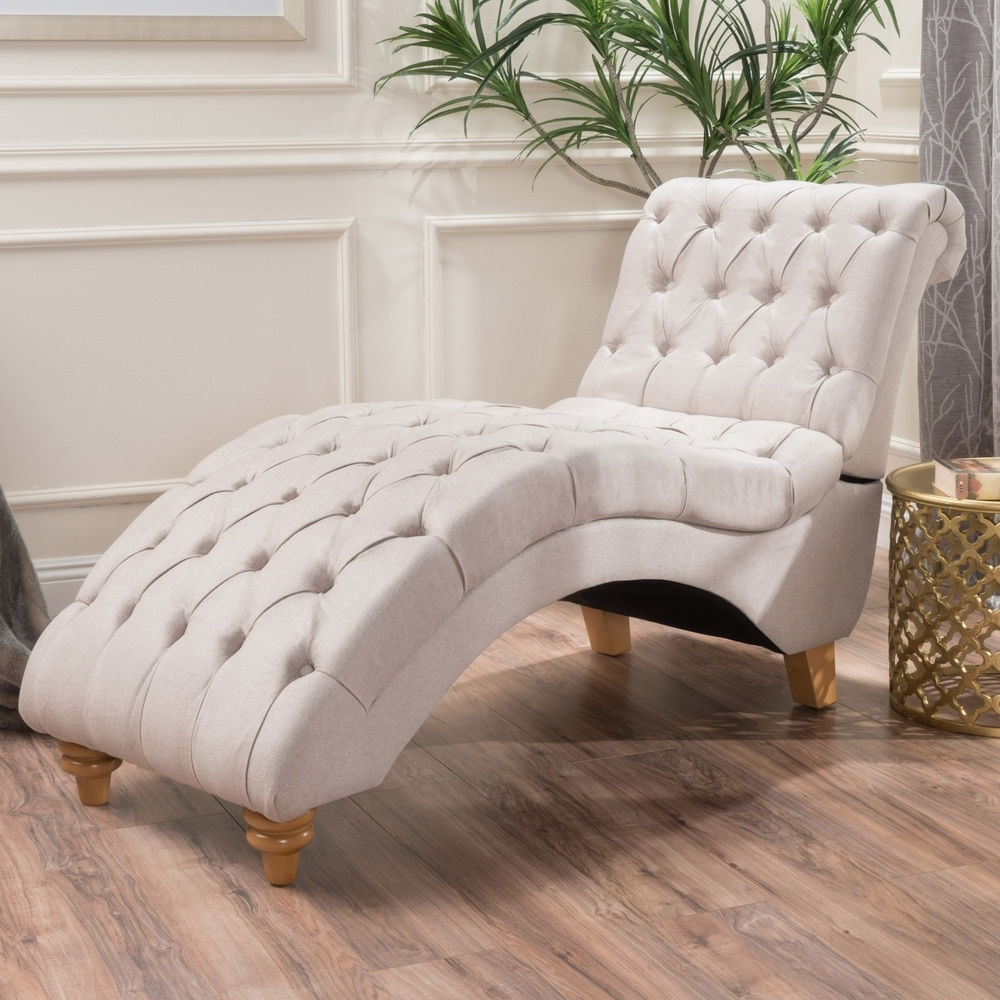 Chaise Lounge Chair (View 14 of 15)
