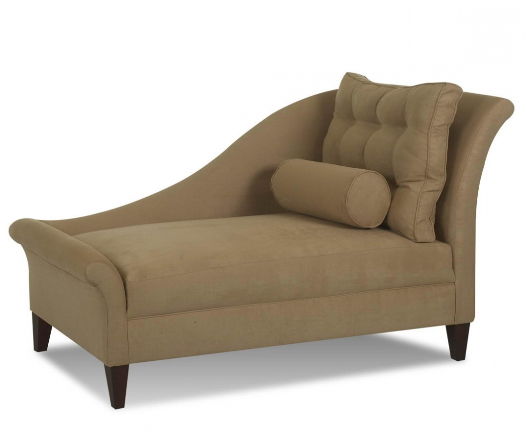 Chaise Lounge Chairs For Small Spaces With Regard To Most Recently Released Home Decor: Home Designs : Chaise Lounge Chairs For Living Room (View 14 of 15)