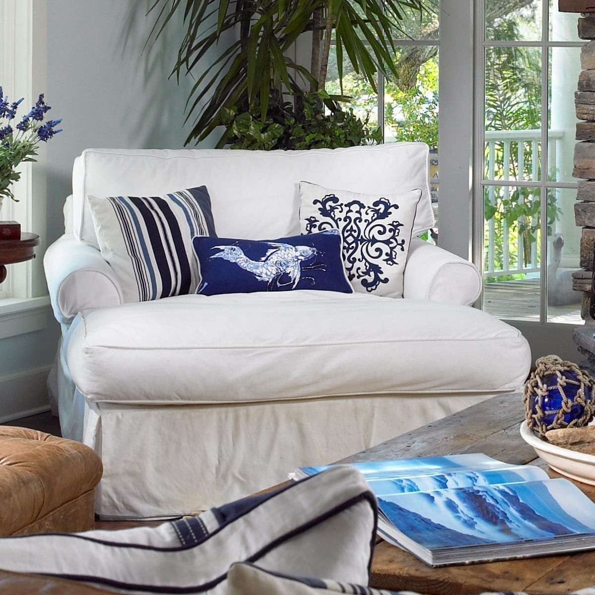 Chaise Lounge Chairs With Arms Slipcover Regarding Popular Found It!!! I Am In Love With This Oversized Chaise Lounge Chair (View 7 of 15)