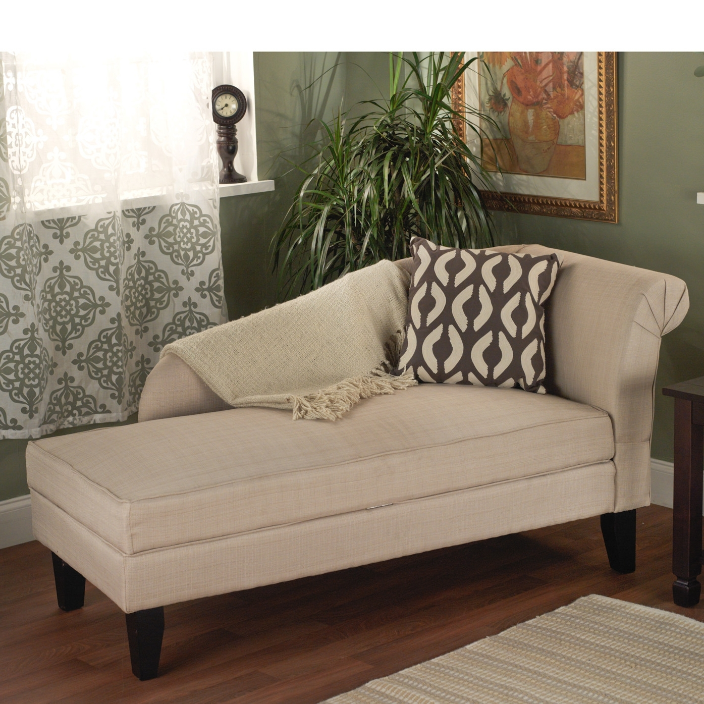 Chaise Lounge Chairs With Storage Pertaining To Well Liked Indoor Chaise Lounge Chairs With Storage • Lounge Chairs Ideas (View 4 of 15)