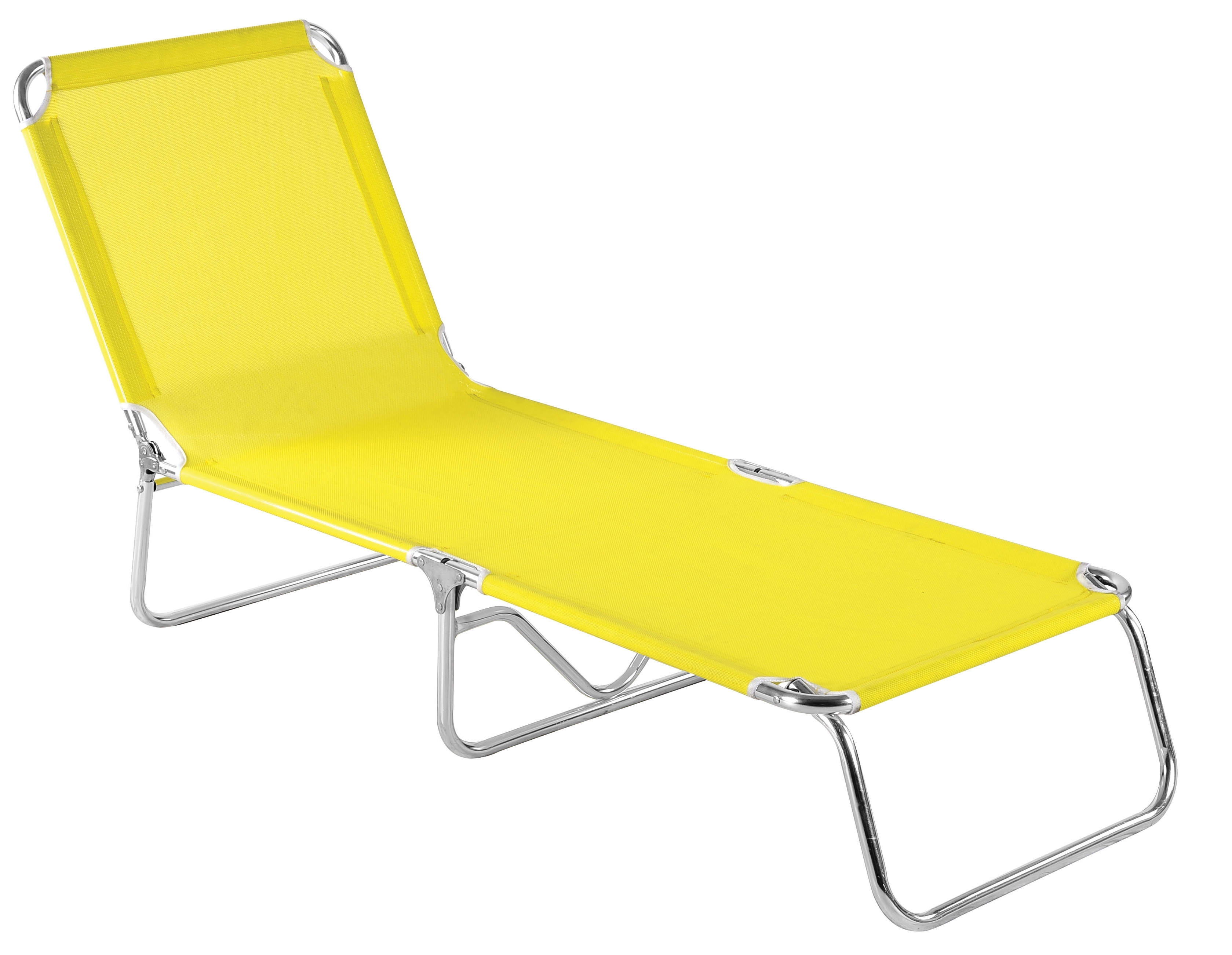 Chaise Lounge Folding Chairs Pertaining To Most Recent Folding Beach Chaise Lounge (View 13 of 15)