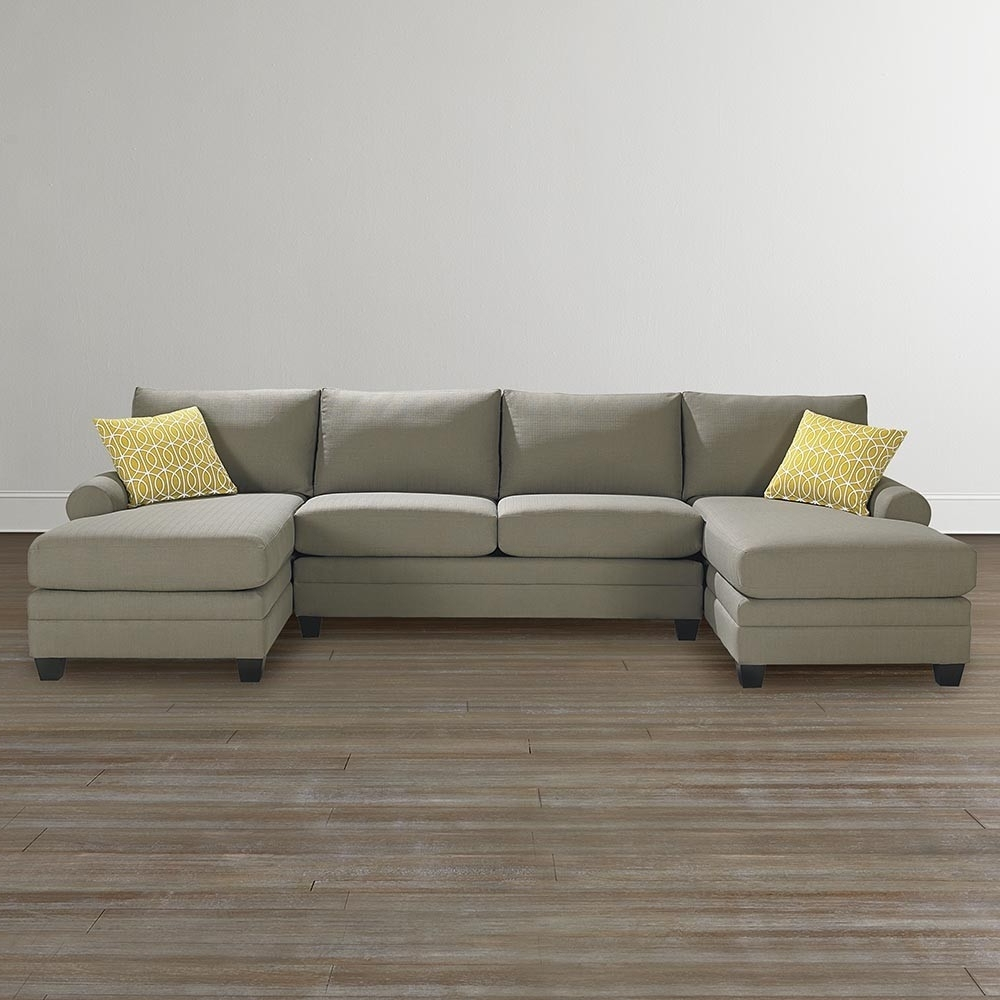 Chaise Lounge Sectionals With Regard To Popular New Double Chaise Lounge Sectional Sofa – Buildsimplehome (View 4 of 15)