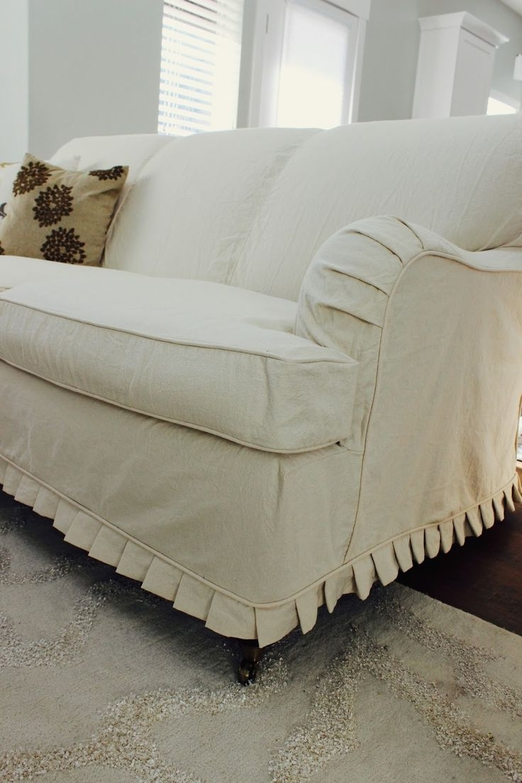 Chaise Lounge Slipcover (View 2 of 15)