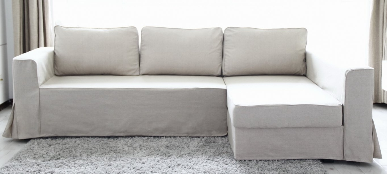 Chaise Lounge Sofa Covers Regarding Most Current Chaise Sofa Covers (View 4 of 15)