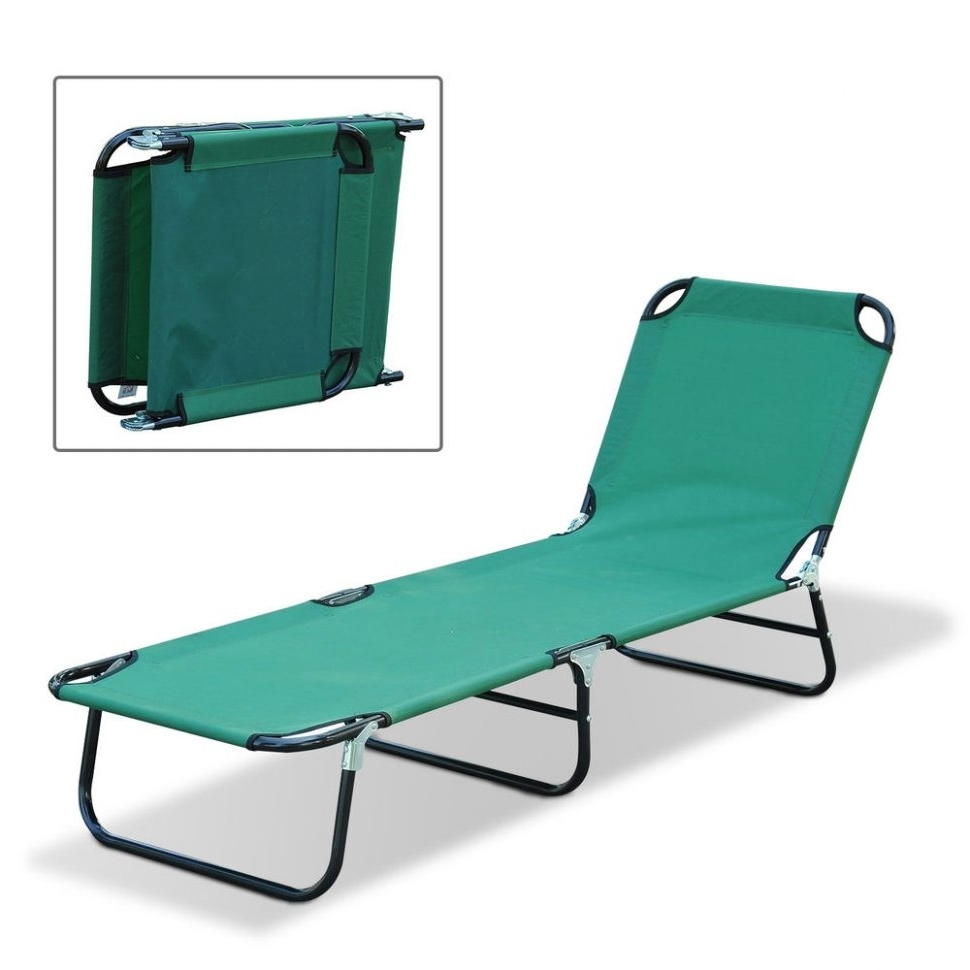 Chaise Lounge Sun Chairs In Most Up To Date Outdoor : Outdoor Folding Lounge Chairs Lounge Furniture Sun (View 3 of 15)