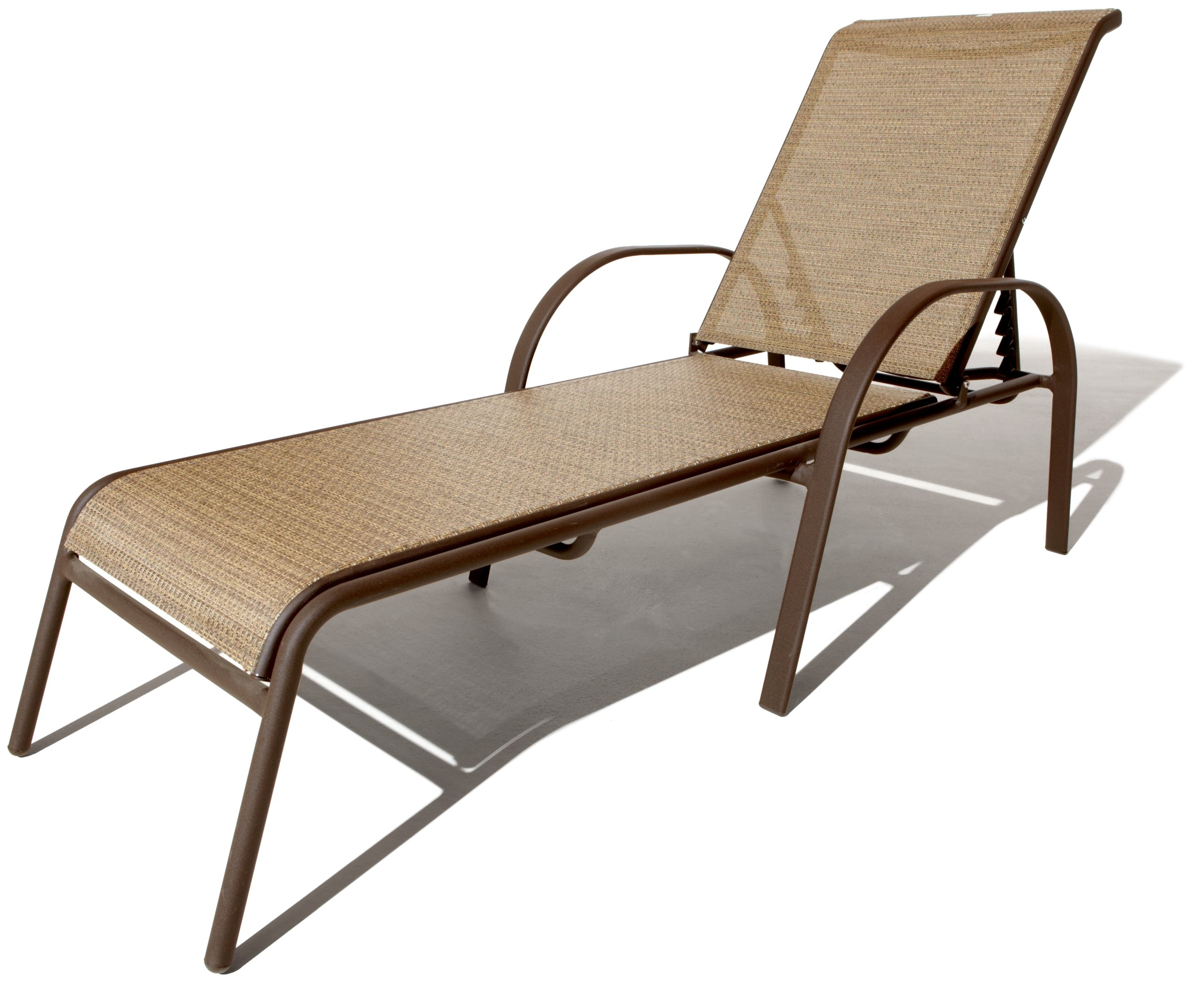 Chaise Outdoor Lounge Chairs Throughout Best And Newest Lounge Chairs : Top Camping Chairs Cushion Lounge Chair Cheap (View 5 of 15)