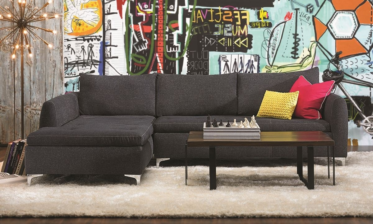Chaise Sectional Sofas Regarding Best And Newest Camden Chaise Sectional Sofa (View 2 of 15)