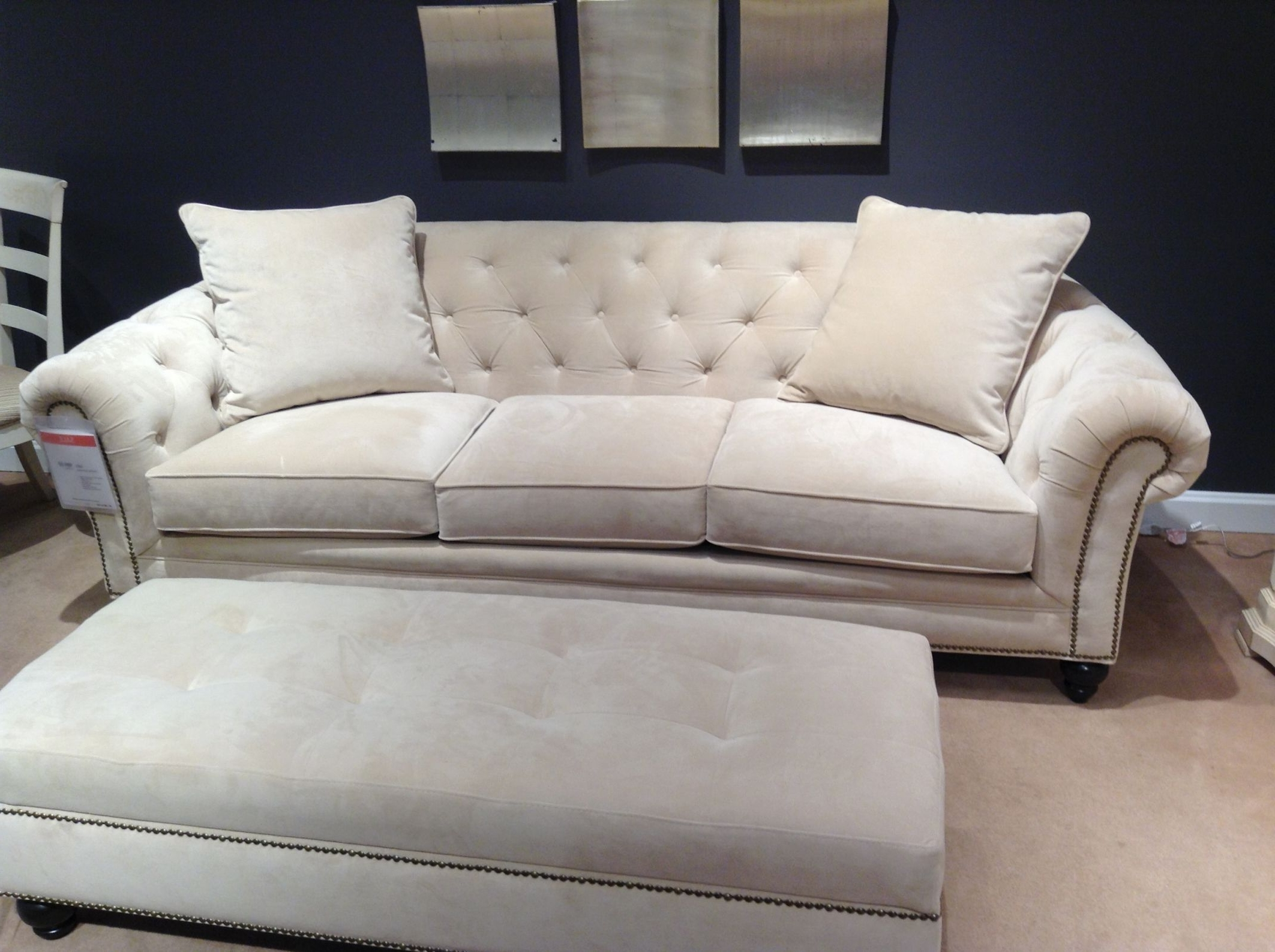 Chaise With Macys Sofas (View 5 of 15)