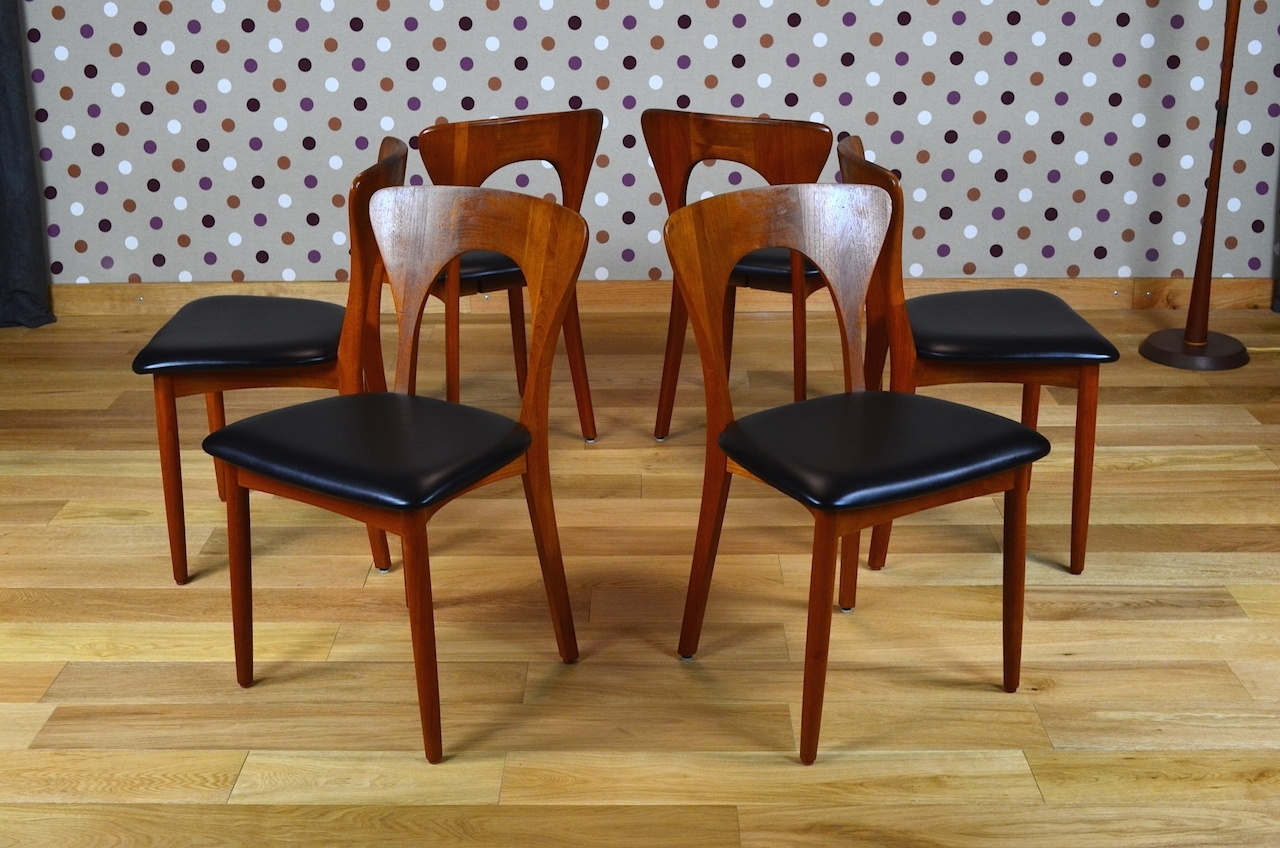 Chaises Scandinave (View 3 of 15)
