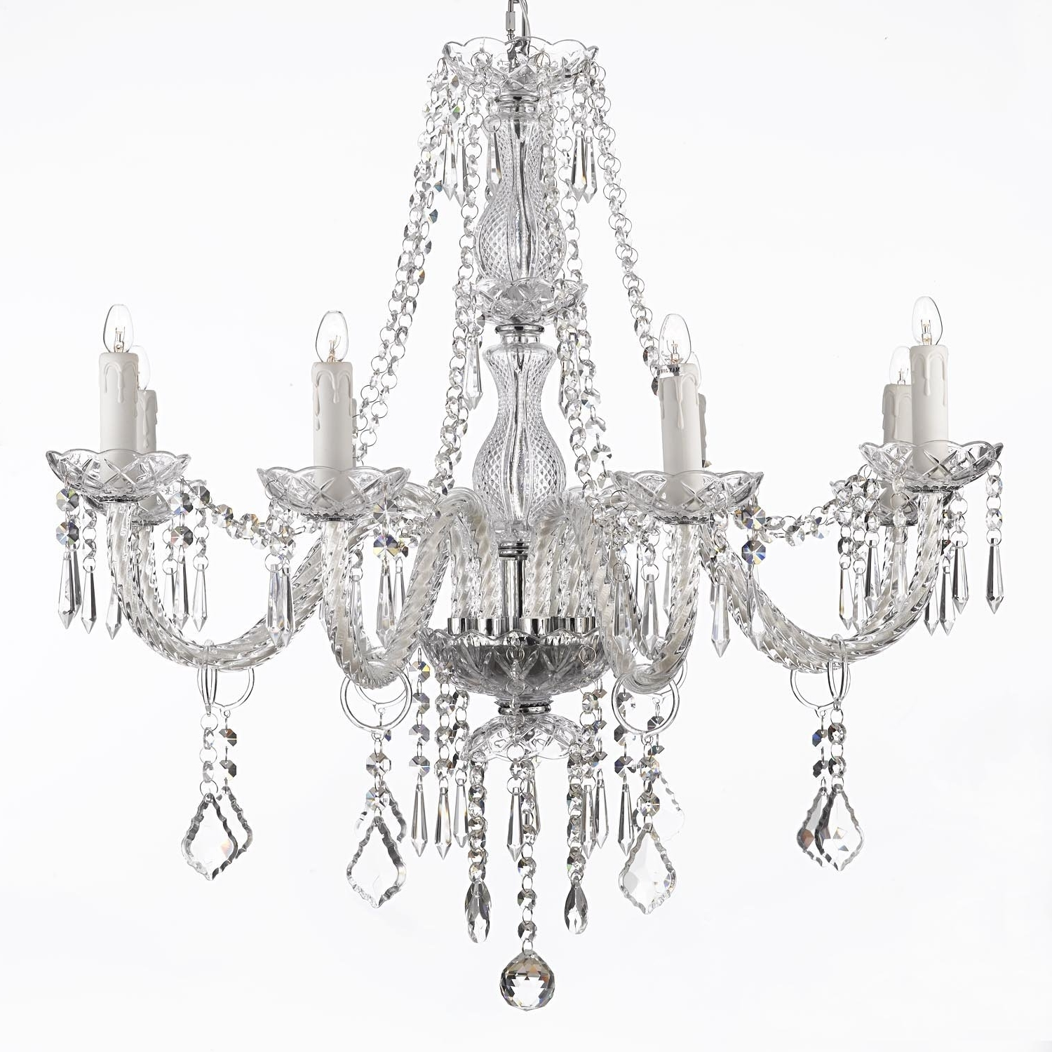 Chandelier (View 9 of 15)