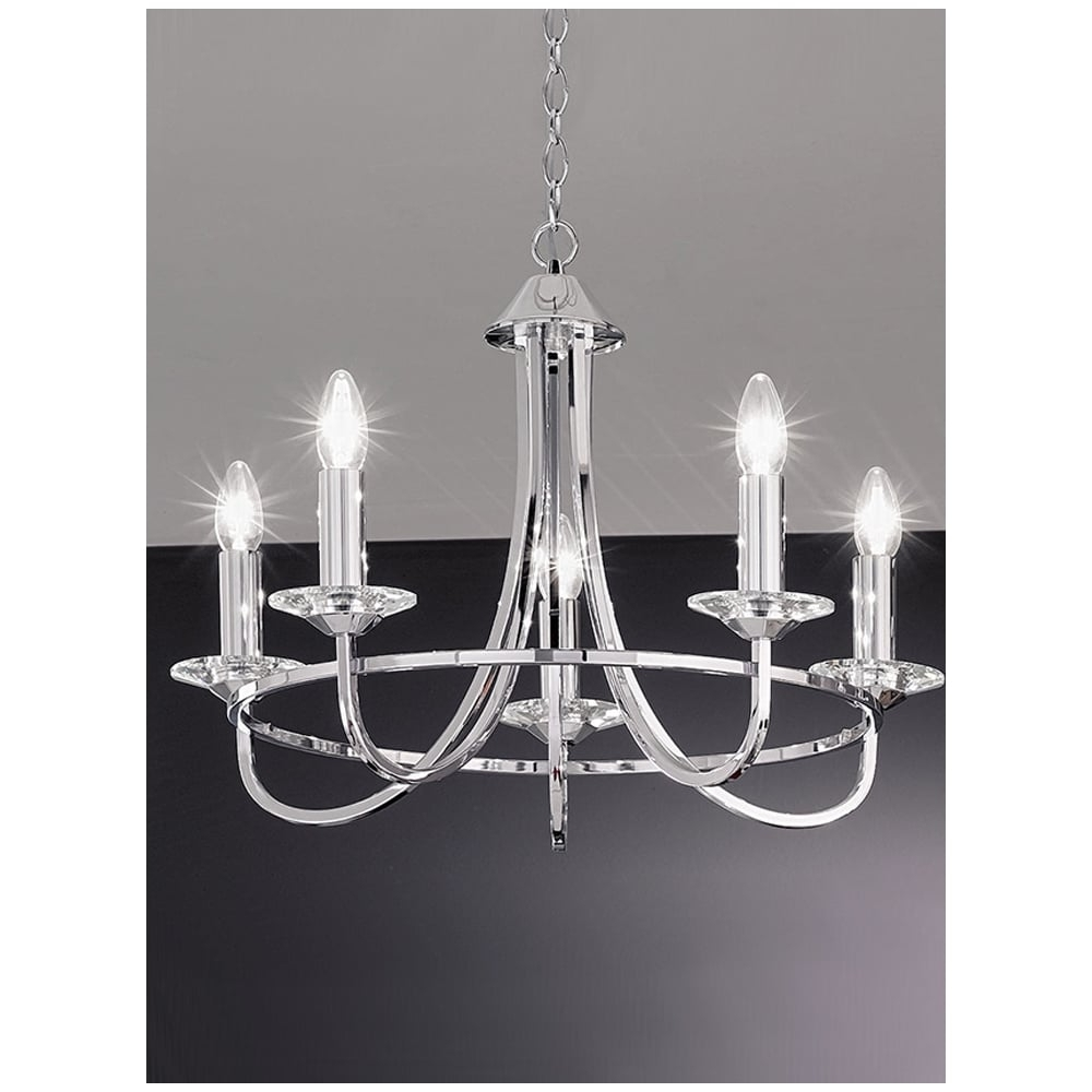 Featured Photo of Chandelier Chrome