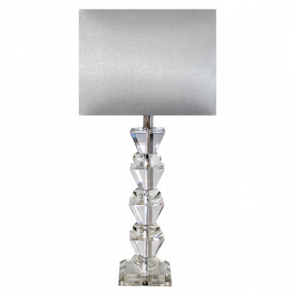Chandelier ~ Lamps : Navy Table Lamp Chandelier Crystal For Bedroom Inside Latest Crystal Table Chandeliers (View 2 of 15)