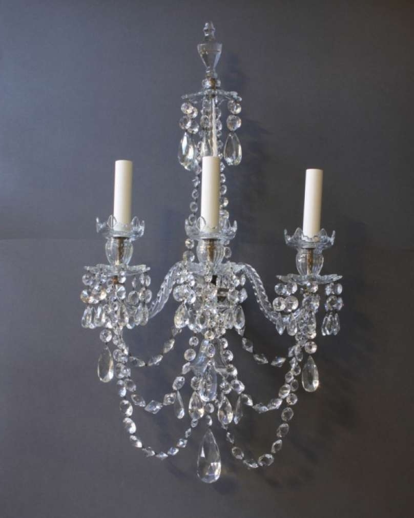 Chandelier Wall Lights Throughout Latest Awesome Wall Sconces And Matching Chandeliers Wall Lights (View 6 of 15)