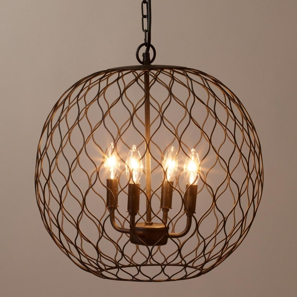 Chandeliers Design : Amazing Mesmerizing Farmhouse Chandeliers Throughout Widely Used Chandelier Globe (View 7 of 15)