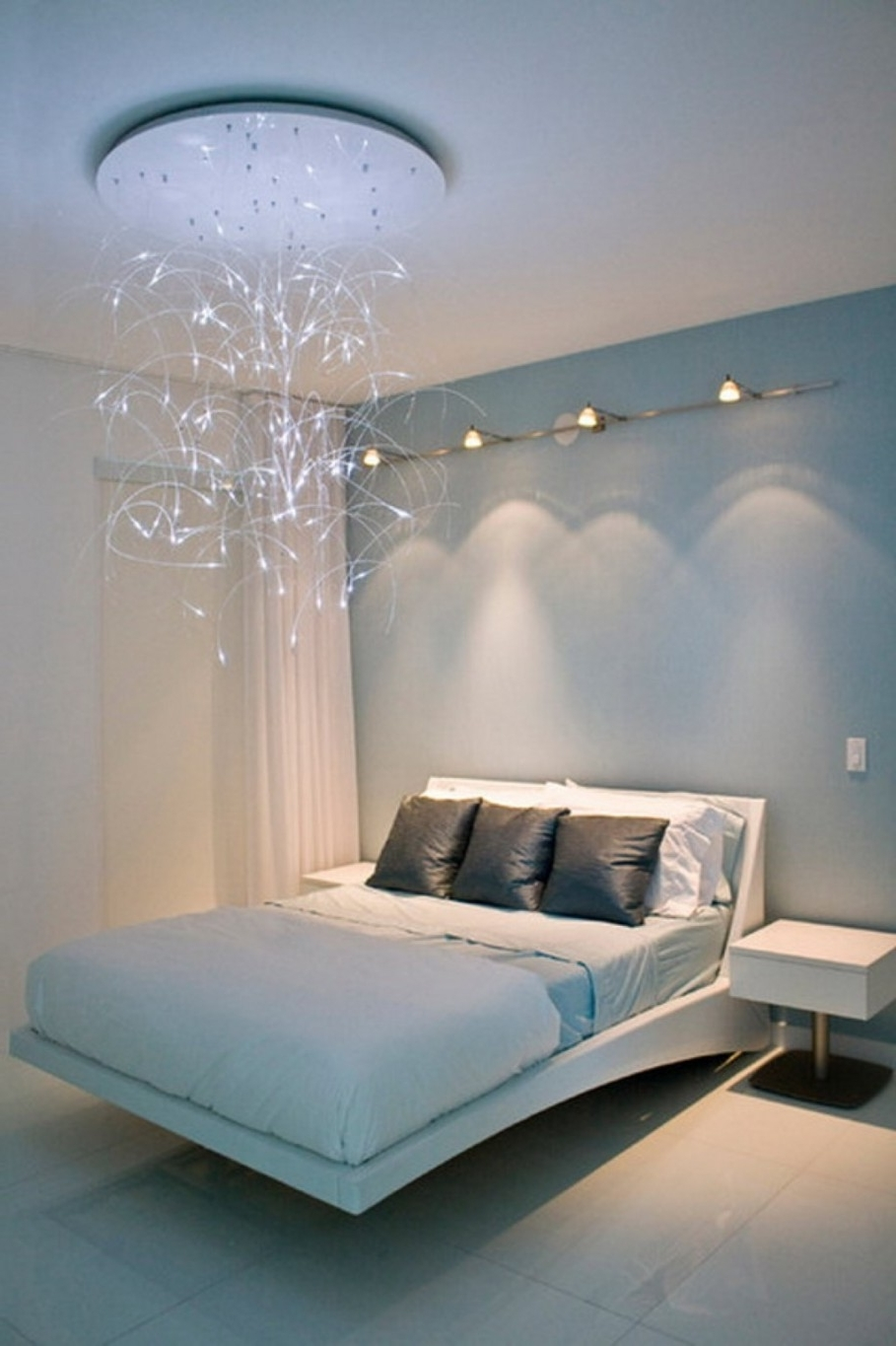 Chandeliers Design : Fabulous Bedroom Ceiling Fans With Lights Inside Well Liked Bedroom Chandeliers (View 5 of 15)