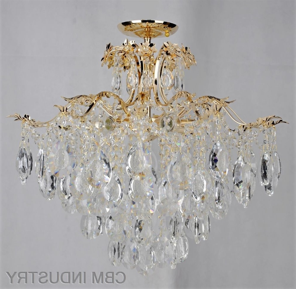 Chandeliers For Low Ceilings Regarding Popular Chandelier For Low Ceiling, Chandelier For Low Ceiling Suppliers And (View 1 of 15)