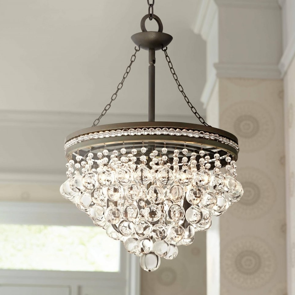 Chandeliers : Nice Bathroom Chandeliers Crystal Sparkling Small Regarding Most Up To Date Bathroom Chandeliers Sale (View 9 of 15)