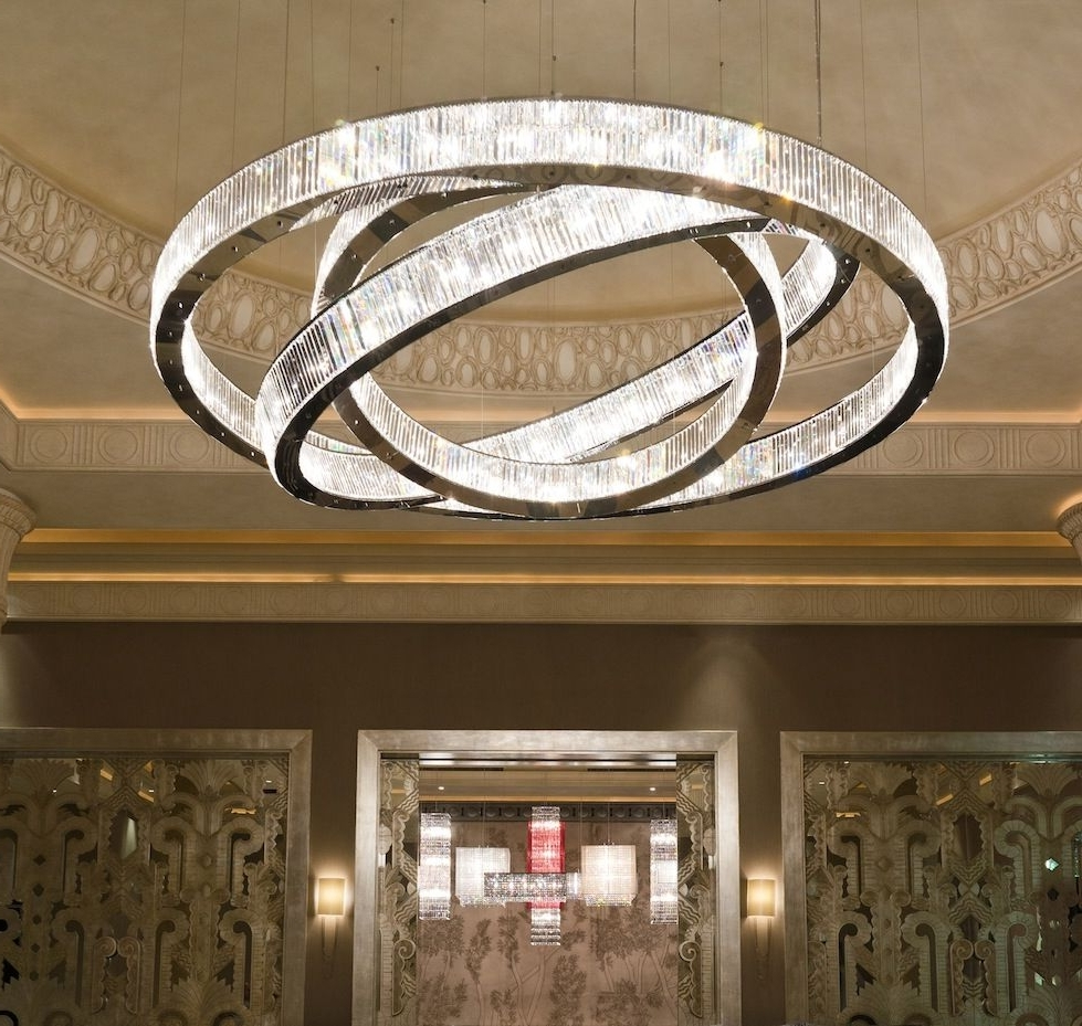 Chandeliers, Spin And Jewel (View 4 of 15)