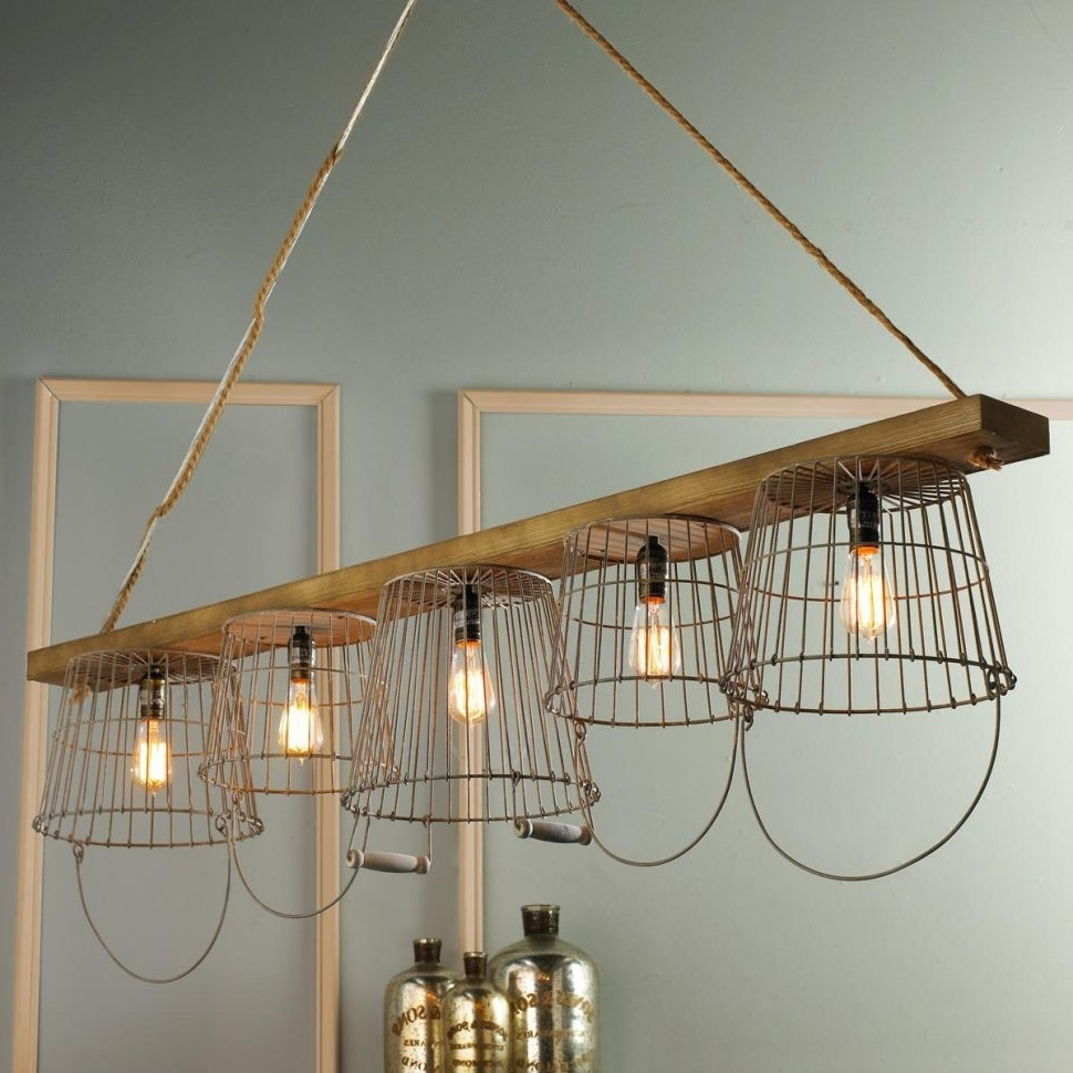 Featured Photo of Clip On Chandeliers