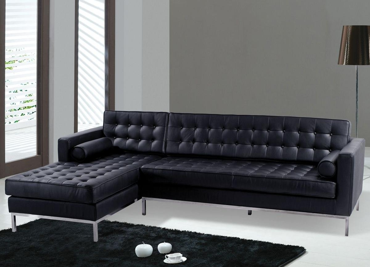 Cheap Black Sofas In Most Popular Black Leather Sectionals On Sale Ashley Furniture Sectional Couch (View 15 of 15)