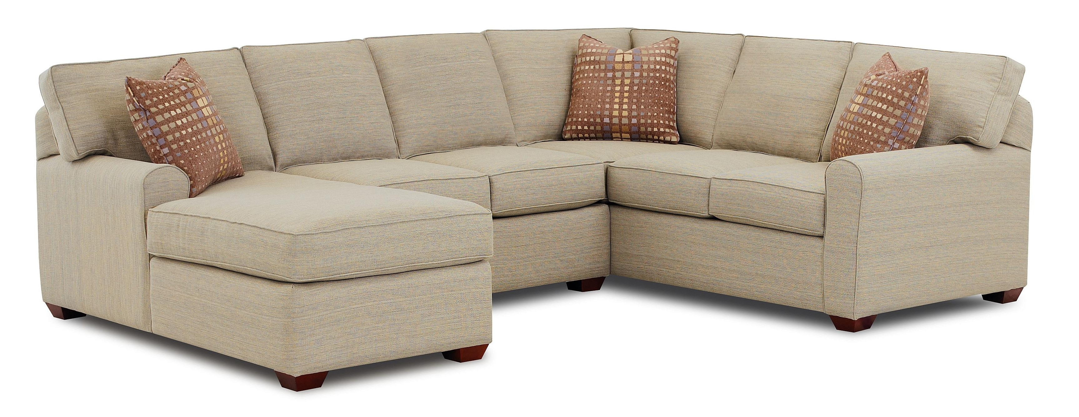 Cheap Chaise Sofas Within Most Recent Sofas : Leather Chaise Sofa Microfiber Sectional Sofa Large (View 4 of 15)