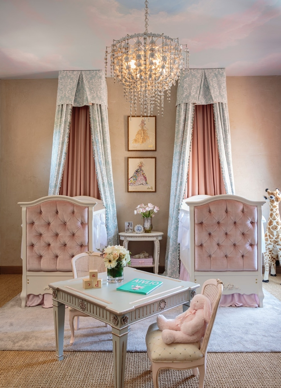 Cheap Chandeliers For Baby Girl Room In Newest Chandeliers Design : Marvelous Luxury Girls Chandelier For Room Best (View 5 of 15)