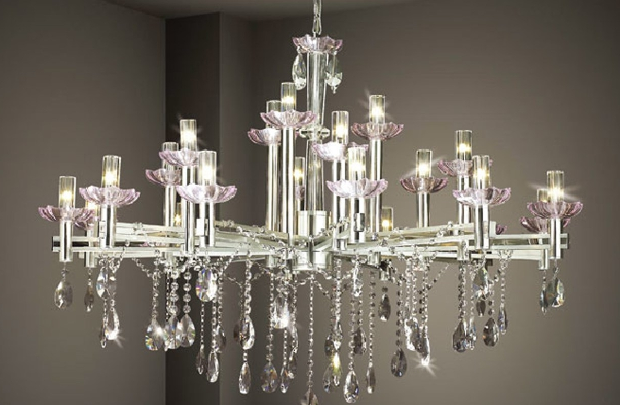 Cheap Faux Crystal Chandeliers Pertaining To 2018 Faux Crystal Chandelier Modern Floor Lamp Black Parts Song Lyrics (View 1 of 15)