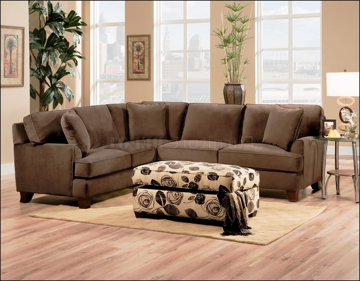 Cheap Sectional Sofas With Ottoman (View 3 of 15)