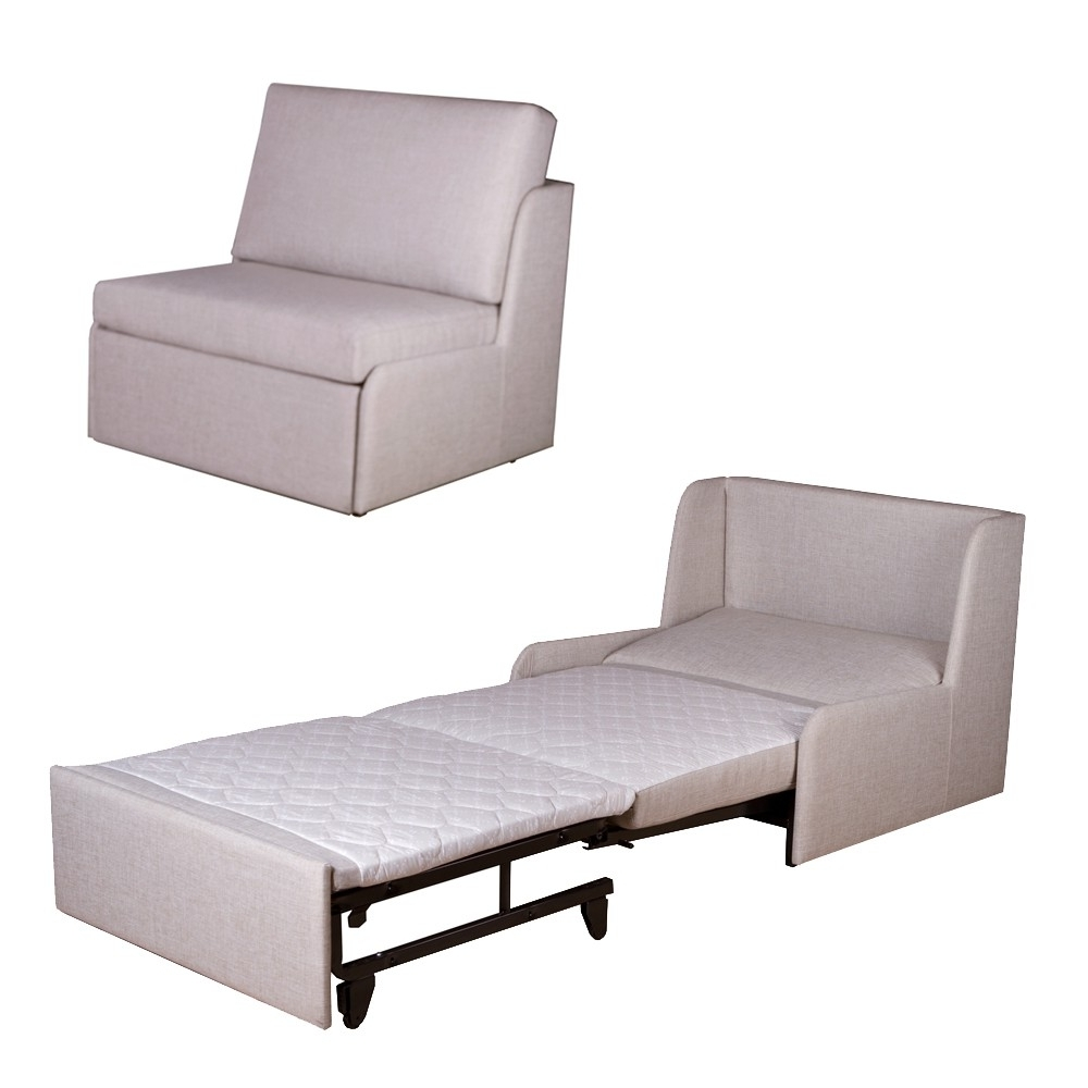 Cheap Single Sofas Regarding Well Known Sofas: Striking Cheap Sofa Sleepers For Small Living Spaces (View 1 of 15)