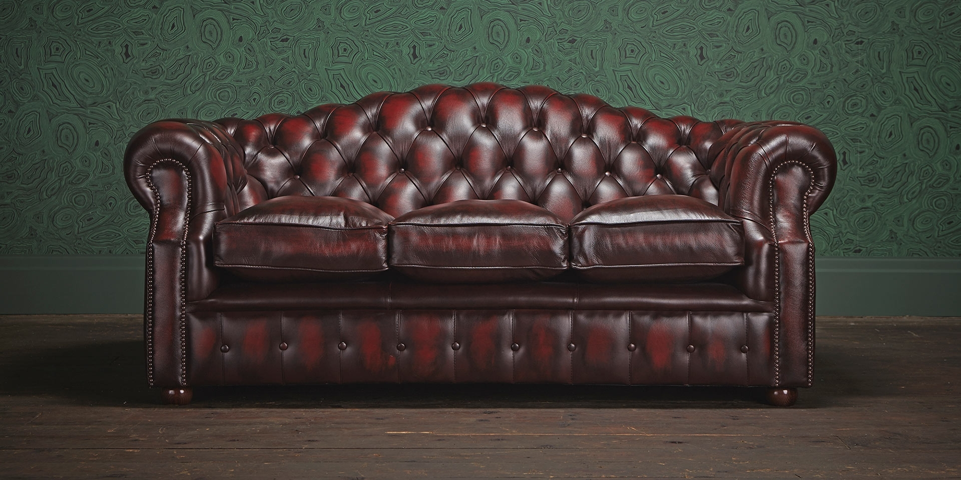 Chesterfield Sofa And Chesterfield Inside Newest Oxford Sofas (View 5 of 15)