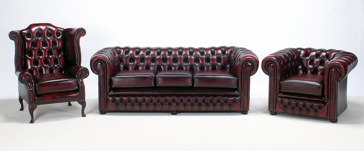 Chesterfield Sofas And Chairs Inside Most Popular Chesterfield Furniture Is The Best – Goodworksfurniture (View 3 of 15)